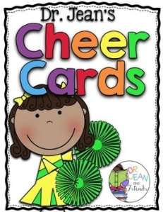 Dr Jean Cheer Cards
